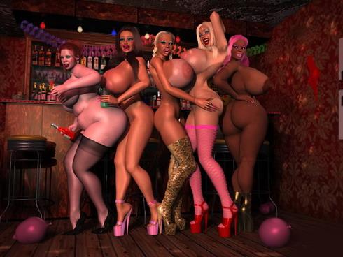Mega Lesbian Hardcore Porn 98