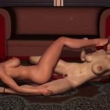 Hot lesbian comics 3d - Lesbians Sex 3D