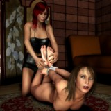 Lesbian sex story 3D - Lesbians Sex 3D